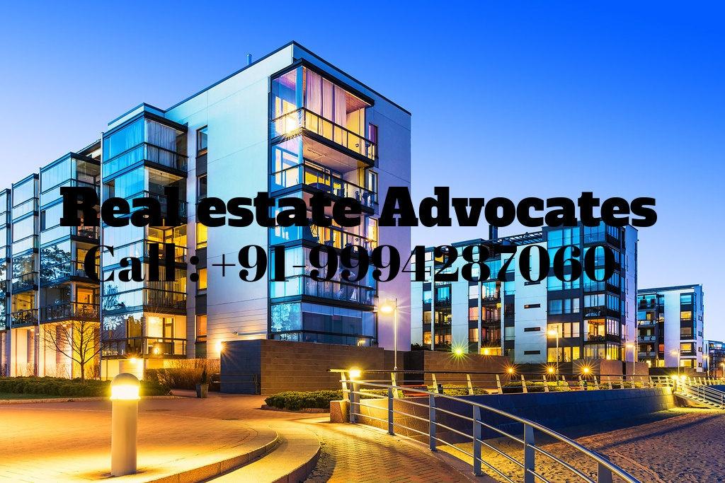 Advocates for Real estate in Chennai