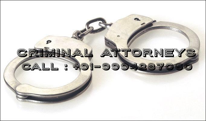Criminal Attorneys in Chennai