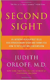Second Sight Book Cover