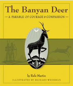 Book Cover of The Banyan Deer