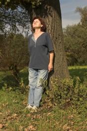 A Tree's Healing Energy