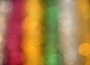 Rainbow Light Pattern