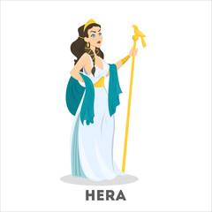 Hera Goddess