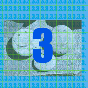 numerology 3 year