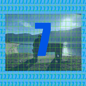 numerology 7 year