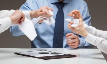 Balancing Destructive Behavior