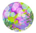Floral Bullet 1