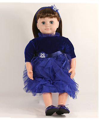ASK-AMY-DOLL-BRUNETTE-IN-BLUE-PARTY-DRESS