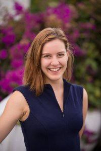 Photo of Anna Reeves, Nutritionist and Accredited Practising Dietitian.