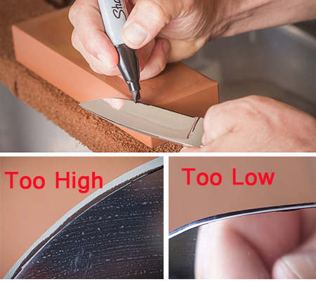 large pic knife