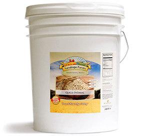 Oatmeal 5 gallon bucket