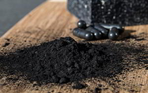 Activated-Charcoal Natural Remedy For Radiation