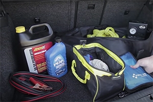 How To Prepare Your Car In Case You Have To Live In It