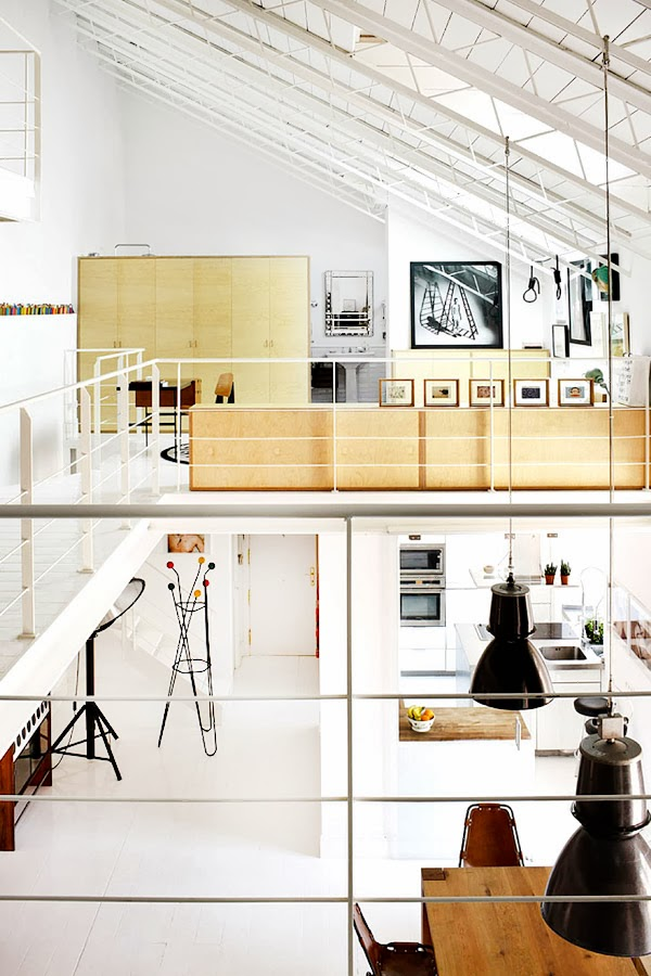 Eclectic-loft-in-Madrid-view