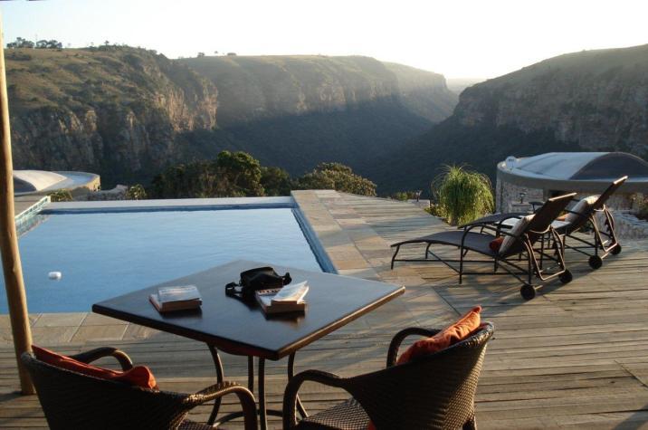 The Gorge Private Game Lodge & Spa