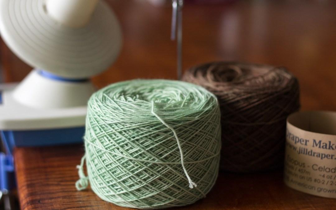 Mystery Knitting