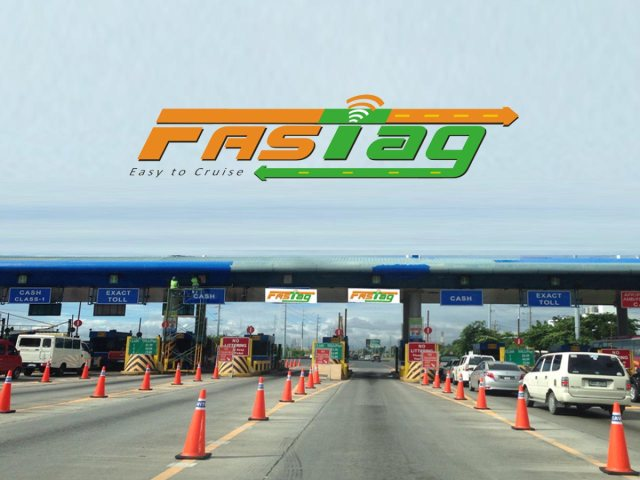 Indian Govt To Issue Fast Tags To All Four Wheelers To Reduce TollTag Congestion