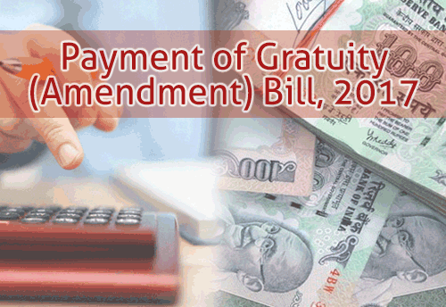 gratuity-amendment bills