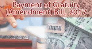 gratuity-amendment bills