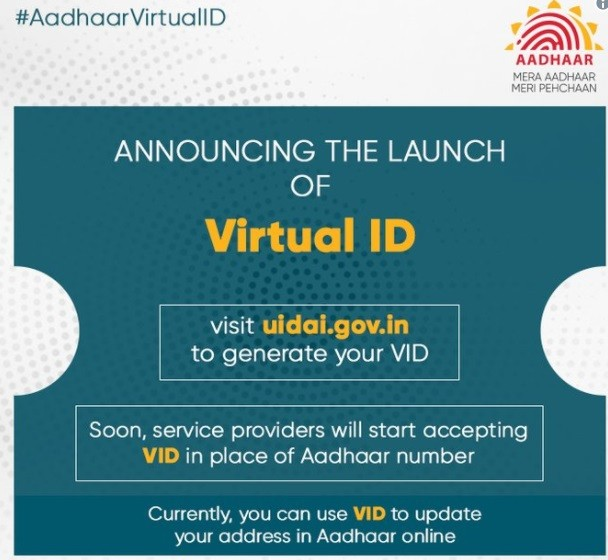 Aadhaar-VID how to guide for banks