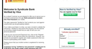 Syndicate-Bank-Verified-By-VISA
