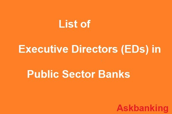 list of eds in PSB
