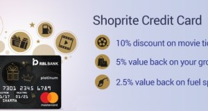 rbl-shoprite credit card review