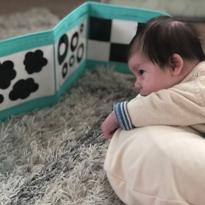 LovEvery: Playing with Your Newborn