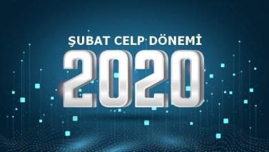 Photo of 2020 Şubat Celp Dönemi Resmi Duyuru Metni