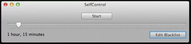 Control Facebook Addiction_Self Control
