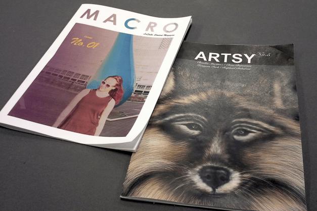 New student magazines