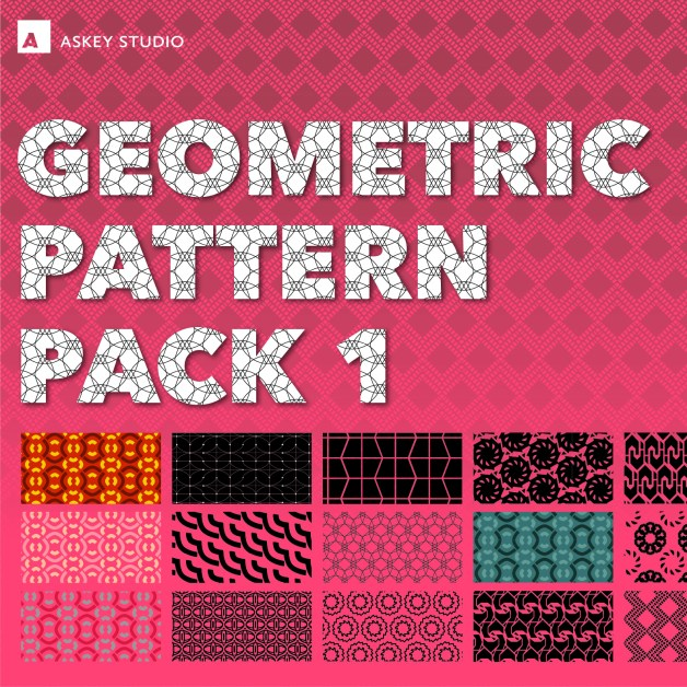 Geometric Pattern Pack 1