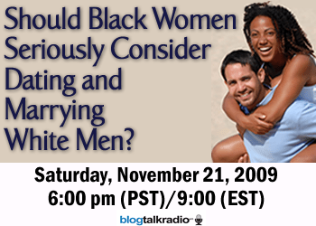 White men secretly like black women