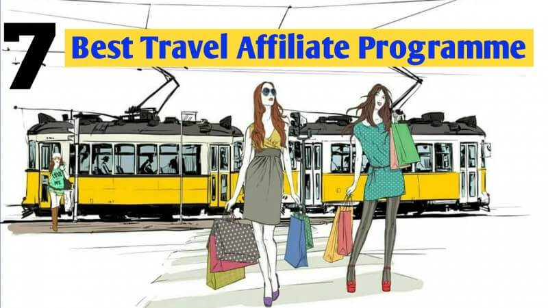 7 Best Travel Affiliate Program in Hindi