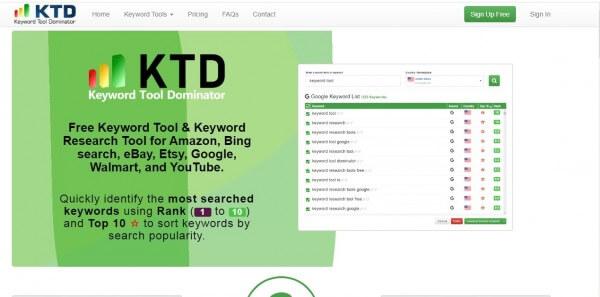 Free long tail keywords tool