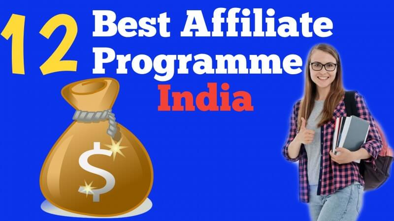 12 High paying Affiliate programs in India (in Hindi)