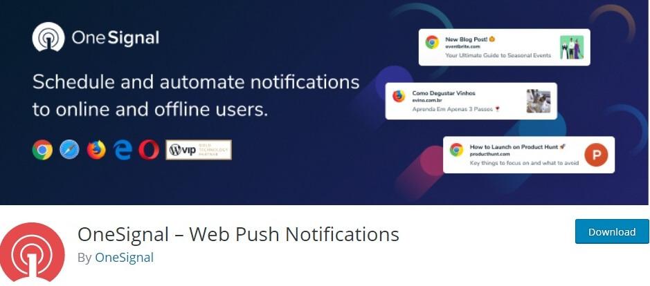 8 Best WordPress Push Notification Plugins 2021 (in Hindi)