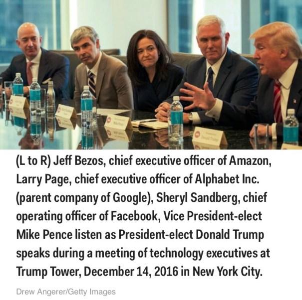Top Tech Execs To Meet Trump To Talk Jobs, Regulations