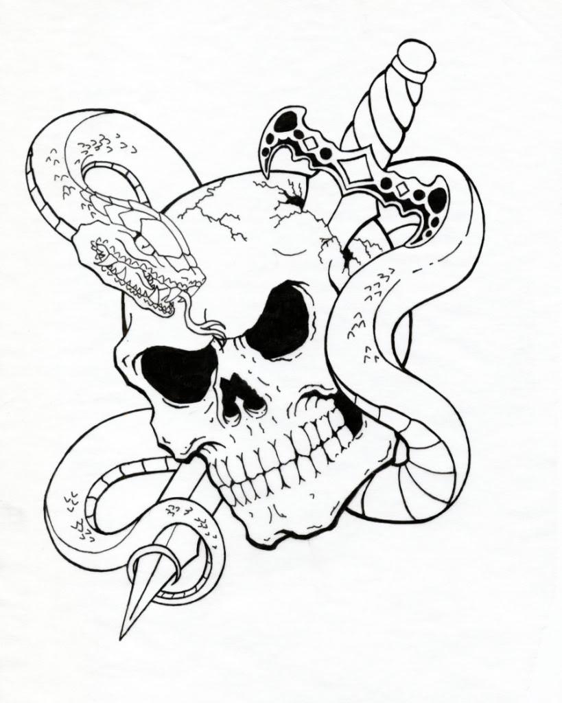 Web Art Tattoo Spider Flash