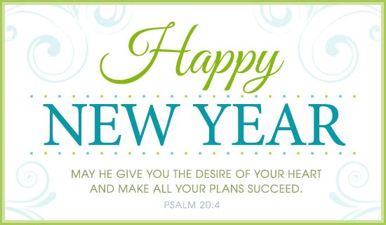 religious happy new year