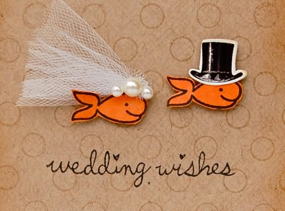 Happy Wedding Wishes Picture