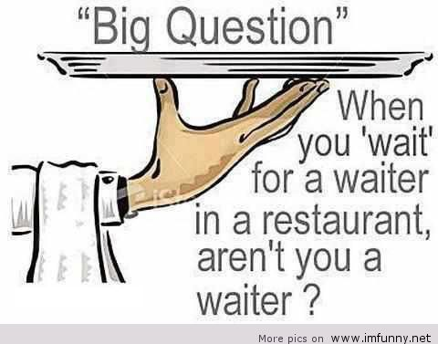 Any Questions Funny Picture