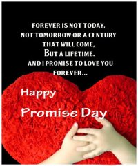 is today promise day