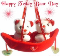 teddy day greetings