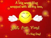 hug day greetings