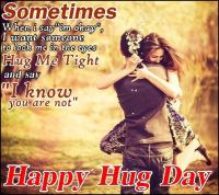 hug day cards