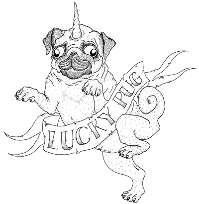 25 Pug Tattoo Images Pictures And Design Ideas