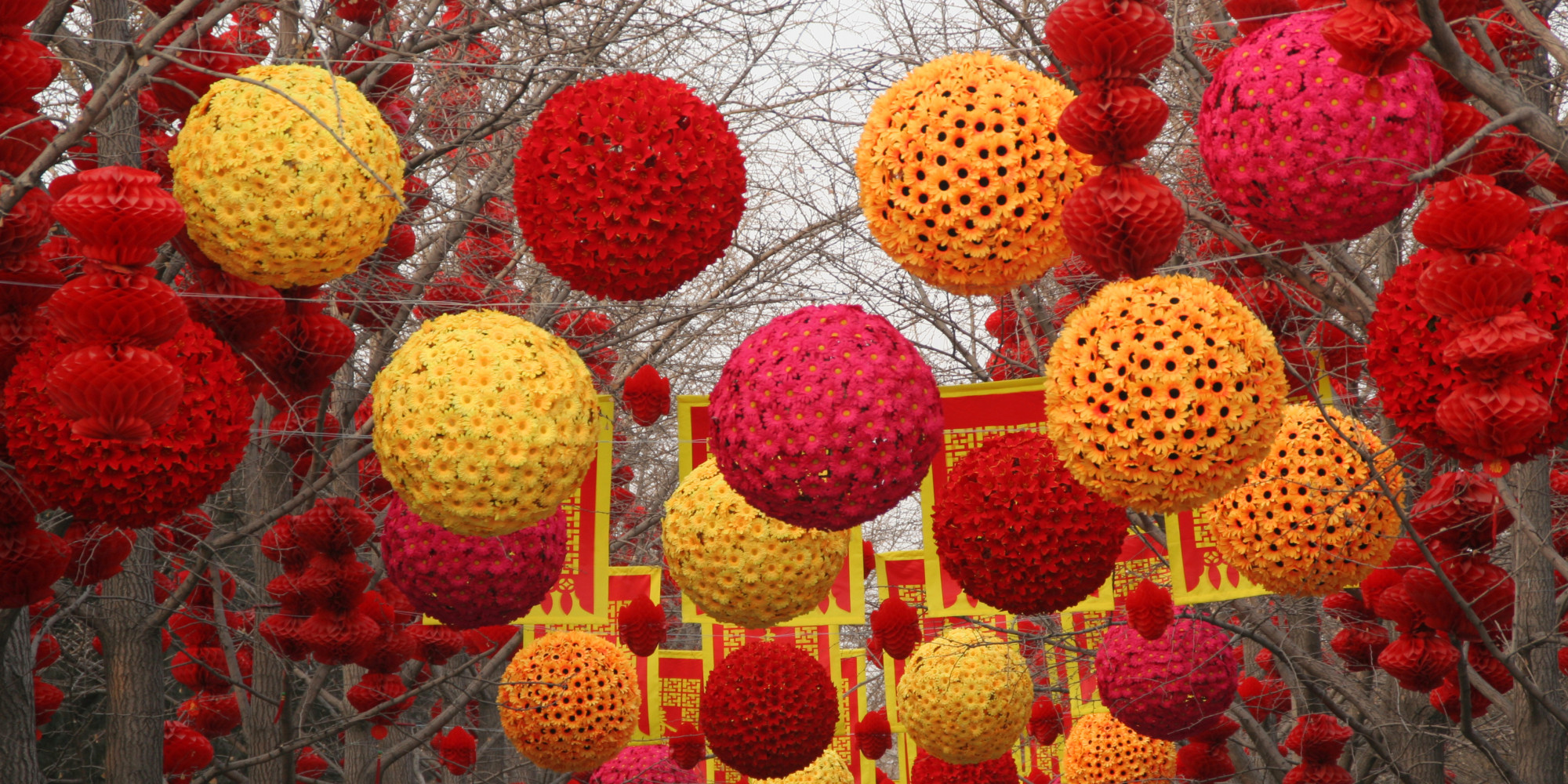 Chinese New Year Decoration Ideas