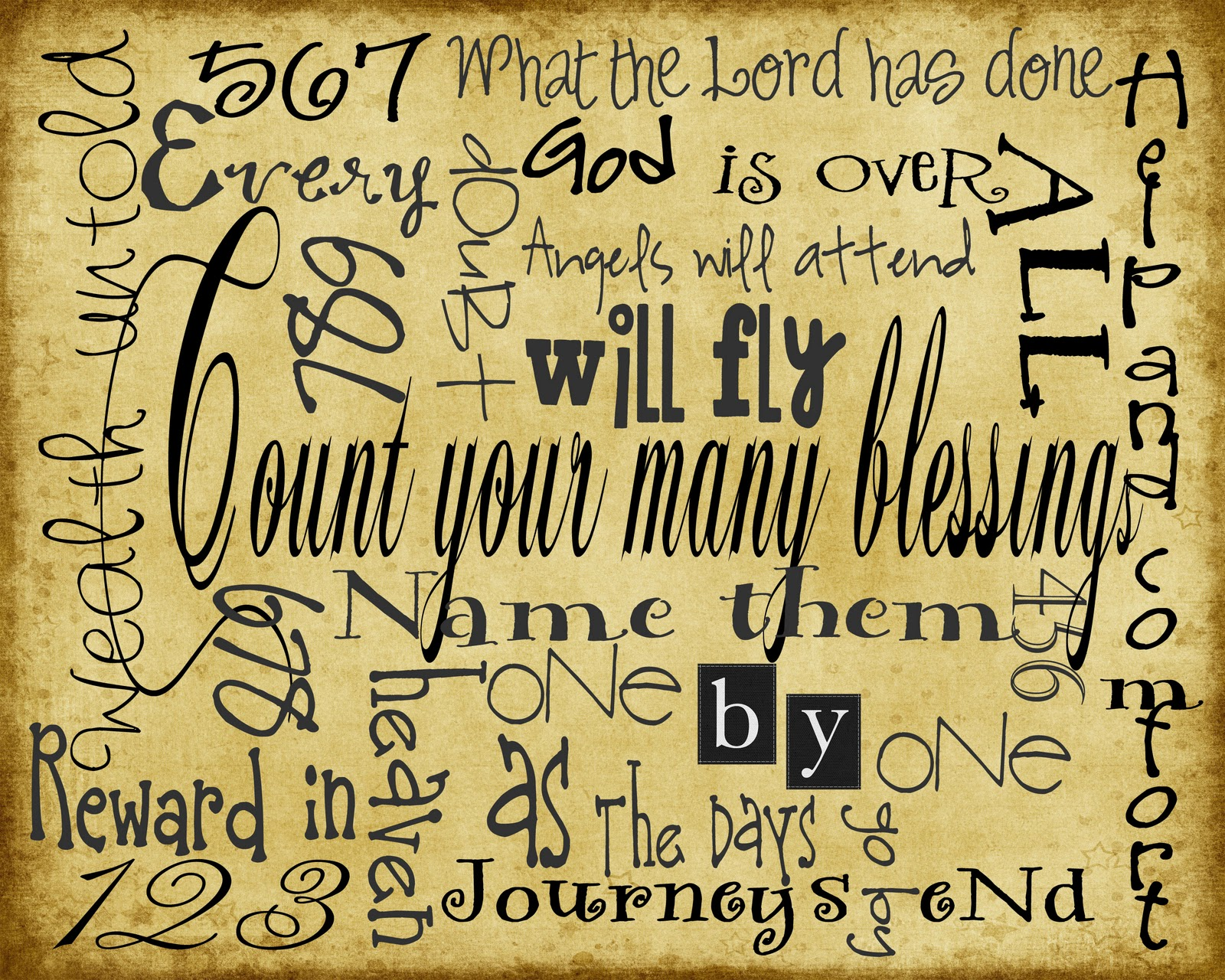 31 Wonderful Blessing Pictures And Images