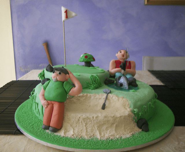 29 Funny Cake Pictures And Photos